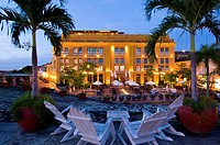 Charleston hotel, Cartagena de Indias, Colombia, South America