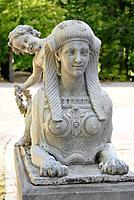 Baroque Sphinx