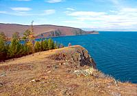 North coast lake Baikal