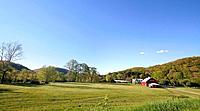 Scenic Farm Lands