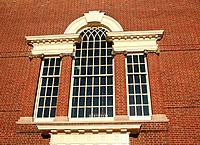 Window On A Historic Building
