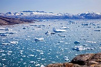 Sermilik_Fjord, Greenland, Sermilik_Fjord, Ammassalik