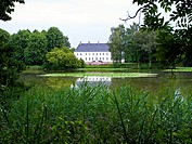 Big beautiful Mansion house by a lake Denmark