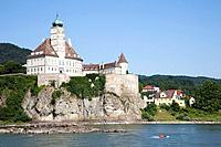 Europe, Austria, Wachau, Schonbuhel, Schonbuhel Castle, Castle, Castles, Danube, Danube River, Donau, Donau River, River, Rivers, UNESCO, UNESCO World...