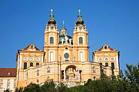 Europe, Austria, Wachau, Melk, Melk Abbey, Abbey, UNESCO, UNESCO World Heritage Sites, Tourism, Travel, Holiday, Vacation