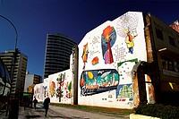 Craft, urban city, Lapa, Curitiba, Paraná, Brazil