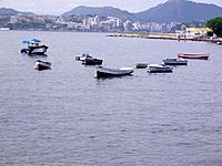 Boating, fishing, sea, river, Guanabara Bay, Rio de Janeiro, Brazil
