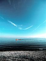 Lake Geneva, France, Evian_les_Bains