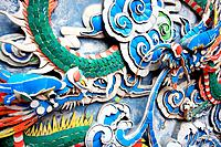 chinese dargon sculpture