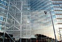 Modern Glass And Steel Architecture