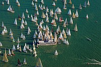 sailing regatta Rundum, Germany, Lake Constance
