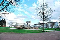 Imperial Gardens in Cheltenham