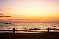 Sunset in Khao Lak