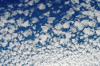 Altocumulus Clouds, Germany