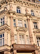 Building in Warsaw