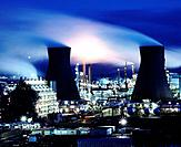 Petrochemical plant _ Scotland