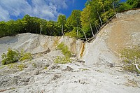 chalk rocks in Jasmund National Park, Germany, Mecklenburg_Western Pomerania, Ruegen, Jasmund National Park