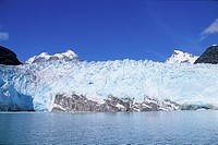 Lago San Rafael with glacier, Chile