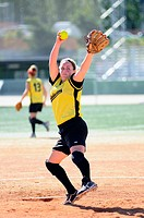 Softball Championships in Madrid, Spain