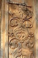 Grotto with reliefs of Hosroe II 590-628, Taq-e Bostan, province Kermanshah, Iran