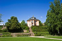geography / travel, Germany, Baden_Wuerttemberg, Rastatt, Pagodenburg pagoda castle,