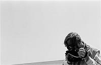 Man with Camera, PEI