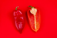 Red Peppers _ One and half
