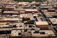 View of Bamako the city