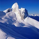 Black Tusk, Garibaldi Provincial Park, coast range, British Columbia, Canada.