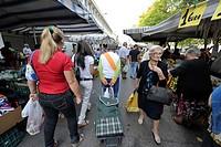 mercato, mercato rionale