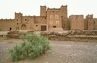Moroccan Desert Casbah