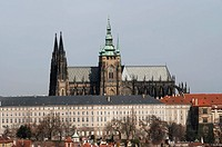 Prague castle _ Hradacany