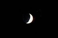 Moon in Pleiades