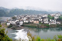 Chinese ancient town