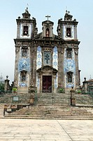 Igreja de Santo Ildefonso, Church in Porto , Portugal