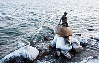 The little mermaid sculture, Copenhague