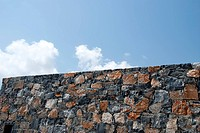 Cretan Dry Stone Wall