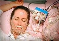 Sleep disorder testing