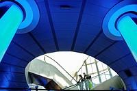 Oceanografic Museum inside valencia spain