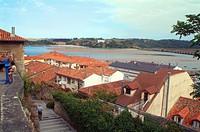 San Vicente de la Barquera, Cantabria, Spain