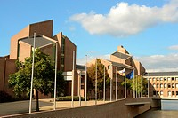 The Gouvernement was built in 1986 by Architecture Bureau Snelder and Architecten SNA  It houses the offices of the Limburg provincial executive only ...