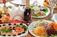 restaurant appetizers