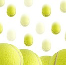 Tennis Ball Background