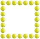 Tennis Ball Frame