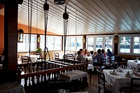 Restaurante Cámara, Restaurant, Pasajes Port, Pasai Donibane, Gipuzkoa, Basque Country, Spain