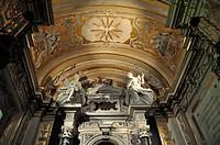 Ravenna (Italy): chapel at the Basilica of Sant'Apollinare Nuovo