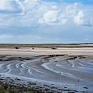 Beach and mudflats