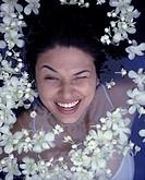 Flower bath ...