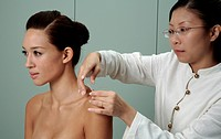Acupuncture at Spa Botanica at Sentosa Resort & Spa in Singapore                                                                                      ...