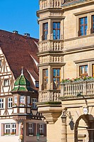 Franconia, Town Hall, Guildhall, Sight, Market Place, Old Town